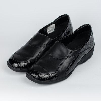 Брендовые кожаные туфли мокасины Jenny by Ara на широкую ногу Германия 36р.