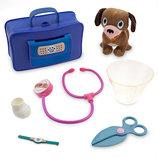 Доктор Плюшева - игровой набор чемоданчик ветеринара