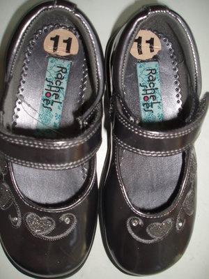 туфлі для дівчинки розм.11 28 лакові ф-ма Rachel Сша  480 грн ... 72647970a7b9a