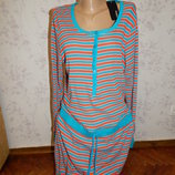Слип пижама человечек трикотажный рL, на16 размер, на очень высокий рост