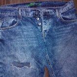 джинсы бойфренды оригинал DENIM,Co UK 14