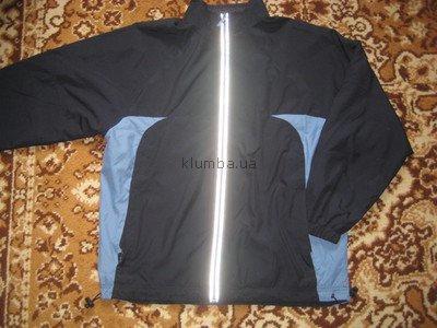 Куртка ветровка Тсм размер M-L. В идеальном состоянии. Внизу куртки резинка фиксатор. Замеры куртк
