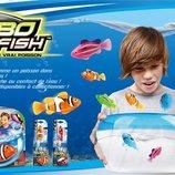Robofish Nano fish рыбка интерактивная игрушка имитирует жизнедеятельность в воде