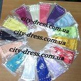 Нарядные детские перчатки с Swarovski под нарядные детские платья