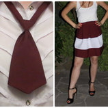 Юбки и галстуки для школы и не только