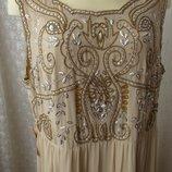 Платье вечернее в пол батал Frock&Frill р.58 6666