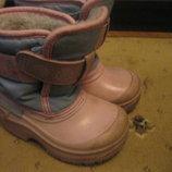Зимние термо-мембранные ботинки LUCKY 26 разм