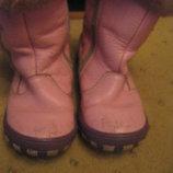 Зимние ботинки shagovita 25 разм