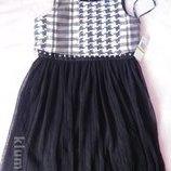 фирменное нарядное платье на 14лет