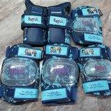 Защита для роликов Братц Bratz детская для девочки до 25 кг,модная,стильная,надежная.