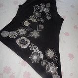 блуза нарядная Etam размер S