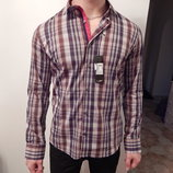 Мужская рубашка с длинными рукавами Албания