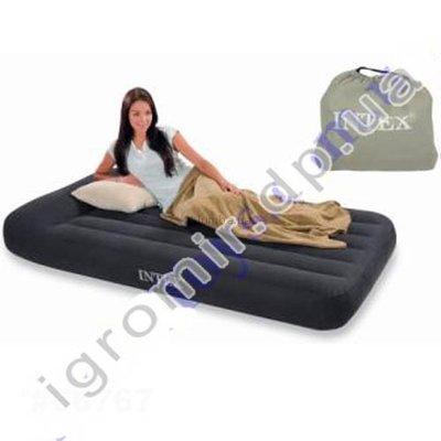 Кровать велюр 66767 с сумкой для хранения и переноски 99 191 22 см
