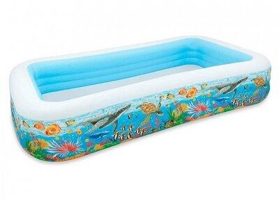 Детский надувной бассейн Intex 58485 305x183х56 см