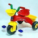 Велосипед детский трехколесный Киндер Байк Кв 10-001