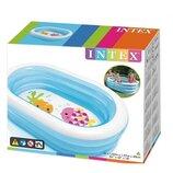 Бассейн детский надувной Нежность Intex 57482 163-170-46 см