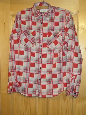 Мягусенькая тоненькая фланелевая рубашка Denim&Supply Ralph Lauren Сша