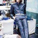 Джинсы штаны синие бренд 3x1 NYC оригинал из Сша размер 30