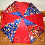 Зонтик детский Angry Birds