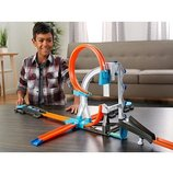 Трек Hot Wheels Track Builder System Stunt Kit