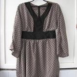 Платье кимоно плотный шифон