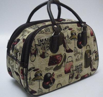 e3a2b476a80 Дорожные сумки гобелен, шляпки большая средняя, маленькая: 440 грн ...