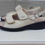 Кожаные сандалии босоножки Fidelio Hallux 37 р.