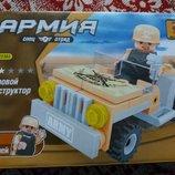 Лего аналог конструктор армия спецотряд