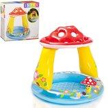 Детский бассейн Грибочек 57114