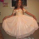 Новые нарядные платья на 7-10 лет