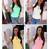 Блузка летняя Капля 4 цвета