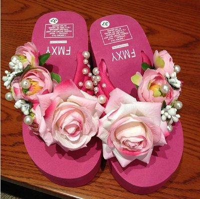 454ad8d8a39e шлепки женские летние Цветы Прованса Хит стильные и удобные вьетнамки