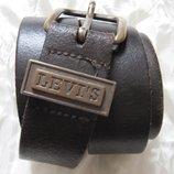 Ремень пояс кожаный Levis, Италия