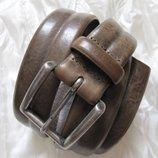 Ремень пояс кожаный Companys Италия