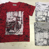 Футболки футболка на мальчика 134-164рр. Glo-story 5293