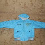 Ветровочка ветровка, курточка, куртка на мальчика. Новая.