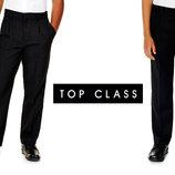 Брюки штаны черные школьные на 13-14 лет, бренд Top Class Англия