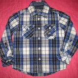 Стильная рубашка Palomino на 2-3 года