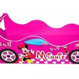 Кровать машина Мини Маус