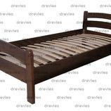 Кровать деревянная / К1-9