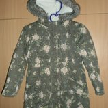 парки куртки для девочки George