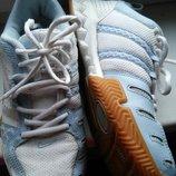 Кроссовки Nike 38 р. кожа сетка