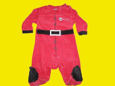Велюровый человечек Санта-Клаус,рост 80 см,Cherokee