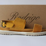 Шикарні шкіряні сандалі Made in Italy, Італія-Оригінал