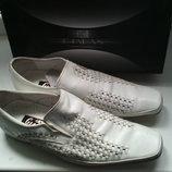Туфли Gialas кожаные р.44-30см.стелька