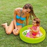 Надувной бассейн Intex детский винил 65 15 см