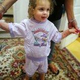 Дореми Турция Костюм шортовый пижама дореми от 2 до 10 лет разные размеры DoReMi