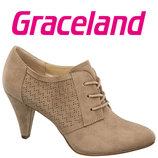 Деми ботинки женские на каблуке Graceland 36р Германия