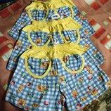 Дореми Турция Шорты для девочки 2-4 года,DoReMi фирменные дореми