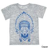 Новинка, футболка для мальчика Волк , 116см, три цвета, Тм Габби